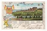 Hachenburg mit Stadtmauer
