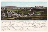 Hachenburg und Altstadt - 1906
